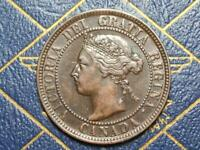 1901 CANADIAN LARGE PENNY QUEEN VICTORIA LOT B39