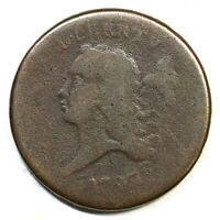 1793 C 1 R 3 LIBERTY CAP HALF CENT COIN 1/2C