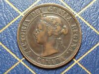 1898 CANADIAN LARGE PENNY QUEEN VICTORIA LOT B26
