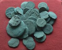 LOT OF 40 ROMAN COINS