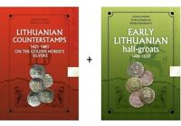 TWO  LITHUANIAN MEDIEVAL COINS CATALOGUES