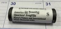 2013 S PERRY'S VICTORY OH   AMERICA THE BEAUTIFUL $10 US MIN