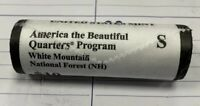 2013 S WHITE MOUNTAIN NATIONAL FOREST    US MINT WRAPPED QUA