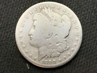 1899-S  MORGAN DOLLAR    G      3 OR MORE  FREE S/H      90 SILVER   B191