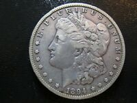 1894-O MORGAN SILVER DOLLAR  ORIGINAL COIN WE COMBINE ON SHIPPING