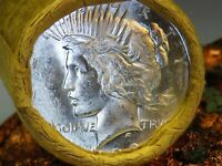 1925 END /1922 END TRUST & WEALTH COINS PEACE SILVER DOLLAR