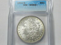 ICG MINT STATE 66 1902-O MORGAN LISTED VALUE IS $1400   CBAI