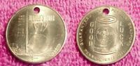 1939 NEW YORK WORLD'S FAIR / KENDALL OIL MEDALLION TOKEN