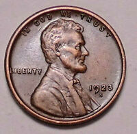1923 S LINCOLN WHEAT CENT PENNY - .>BETTER GRADE- WHEATS<  - SHIPS FREE