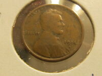 VG 1914-D LINCOLN CENT   KEY DATE COIN  FIE