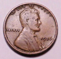 1926 P LINCOLN WHEAT CENT CENT - NOT STOCK PHOTOS  --  SHIPS FREE