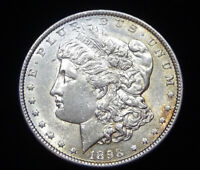 1898-P MORGAN SILVER DOLLAR FROM A 60 YEAR CACHE FREE US SHIPPING             78