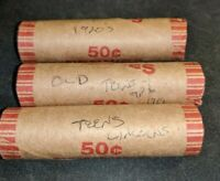 2 1910 - 1919 ROLLS OF LINCOLN CENTS PLUS A 1920 - 1929 CENTS ROLL 150 WHEATS