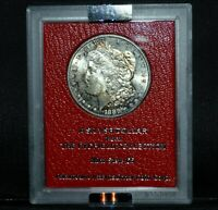 1889-S $1 MORGAN SILVER DOLLAR  NGC MINT STATE 62  REDFIELD HOARD CHOICE UNC TRUSTED