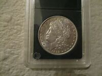 1893-P MORGAN SILVER DOLLAR AU GREAT EYE APPEAL