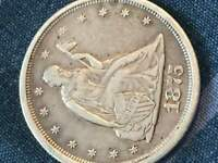 1875 S  TWENTY CENT   COIN  RARE