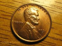 1931 S 1C LINCOLN CENT LUSTROUS UNCIRCULATED SEMI KEY BEAUTY