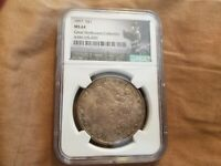 MORGAN DOLLAR 1897 - P NGC MINT STATE 64 GREAT NORTHWESTERN COLLECTION