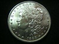 1888-O MORGAN SILVER DOLLAR  A REAL MS/GEM BRILLIANT UNC NEWPS