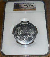 2011 AMERICA THE BEAUTIFUL OLYMPIC NGC MS69 EARLY RELEASES