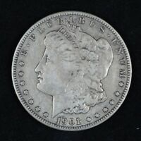 1901- $1 MORGAN SILVER DOLLAR - VF