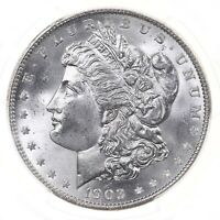 1903-O MORGAN $1 PCGS CERTIFIED MINT STATE 66 GRADED NEW ORLEANS MINT SILVER DOLLAR COIN