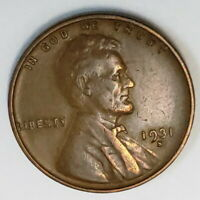 1931 S US LINCOLN WHEAT PENNY ONE 1 CENT .01C BETTER DATE CO