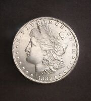 1882-P HIGH GRADE MORGAN SILVER DOLLAR   COIN MS UNC