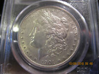 1901-P PCGS MORGAN DOLLAR  AU-53