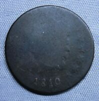1810 U.S.CLASSIC HEAD  LARGE CENT-LOW GRADE