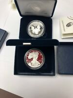 2019-S SILVER 1 OZ PROOF AMERICAN SILVER EAGLE FROM MINT-W/ CERTIFICATE COMPLETE