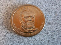 2011-P ULYSSES S GRANT 18TH PRESIDENTIAL U.S. ONE DOLLAR COIN