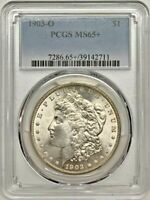 1903 O MORGAN DOLLAR PCGS MINT STATE 65  SILVER REGISTRY COIN