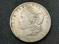1878-S  MORGAN DOLLAR  EXTRA FINE         3 OR MORE  FREE S/H       90 SILVER     N2260