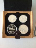 1976 CANADA MONTREAL OLYMPICS SILVER COINS