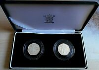 2006 50 PENCE SILVER PROOF SET: