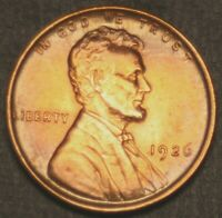 1926-P LINCOLN CENT - CH BU - RED BROWN - 20784