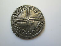ENGLAND ANGLO SAXON 11CENTURY LONG CROSS TYPE SILVER PENNY A