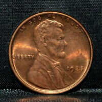 1925-P LINCOLN WHEAT CENT  UNCIRCULATED  1C UNC BU MS  NOW O85 TRUSTED