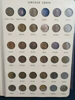 DANSCO LINCOLN CENTS INCLUDING PROOF ONLY ISSUES 1909 2016