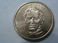 2009-D ZACHARY TAYLOR 12TH PRESIDENTIAL U.S. ONE DOLLAR COIN
