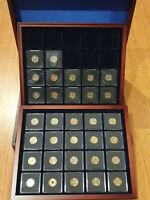 24HOUR AUCTION   2012   2020 COMPLETE COLOURED $2 COIN SET