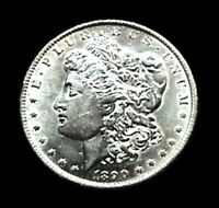 1890-O  MORGAN SILVER DOLLAR  NEW ORLEANS MINT  90  SILVER  $1 COIN -