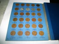 1941-1975 LINCOLN CENT BOOK NUMBER 2 86 COINS - 1 INDIAN HEAD-SHIPS FREE