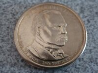 2012-D GROVER CLEVELAND 24TH PRESIDENTIAL U.S. ONE DOLLAR COIN