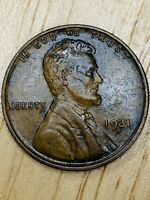 1931 S LINCOLN WHEAT CENT PENNY KEY DATE