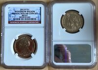 2013 P PRESIDENT WOODROW WILSON $1 NGC MINT STATE 67 ANNUAL DOLLAR COIN SET