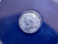 1832 H10C CAPPED BUST HALF DIME   VF35 5C