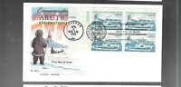 US FDC FIRST DAY COVERS  1128 ARCTIC EXPLORATION 1959  BY FL