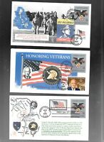 US FDC FIRST DAY COVERS  3560 MILITARY ACADEMY 2002  WEST PO
